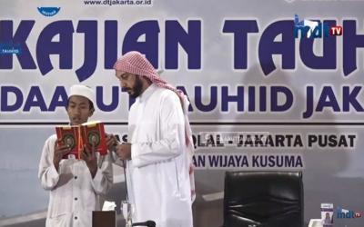 Cara Syekh Ali Jaber Agar Cepat Menghafal Al-Qur'an