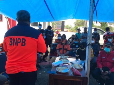 BNPB Ajak Relawan Bersinergi Bantu Penanganan Gempa Sulbar