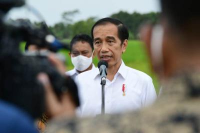 Jokowi Dijadwalkan Tinjau Banjir Kalsel Hari Ini