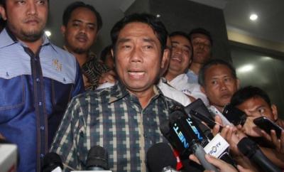 Ahok Diduga Langgar Prokes, Haji Lulung : Tegakkan Hukum Seadil-Adilnya