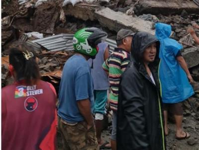 <i>Update</i> Banjir dan Longsor Manado, 6 Orang Meninggal dan 500 Jiwa Mengungsi