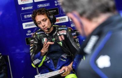 Lin Jarvis Pastikan Valentino Rossi Gunakan Motor Terbaik di MotoGP 2021