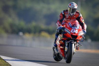 Dovizioso Akui Sempat Diajak Gabung KTM untuk MotoGP 2021