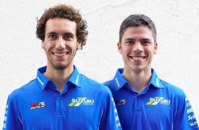 Pandemi Covid-19 Untungkan Suzuki di MotoGP 2021, Apa Benar?