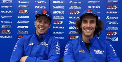 Sahara Janji Suzuki Bakal Lebih Baik di Kualifikasi MotoGP 2021