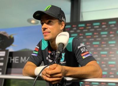 Bos Petronas Akui Mati-matian Minta Yamaha Berikan Motor Terbaru untuk Morbidelli
