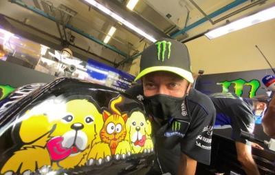 Jarvis Ceritakan yang Dirasa saat Berpisah dengan Valentino Rossi