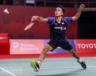 Jadwal Wakil Indonesia di Hari Pertama Thailand Open 2021