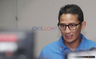 Sandiaga Uno Janjikan Internet Cepat di 5 Destinasi Super Prioritas