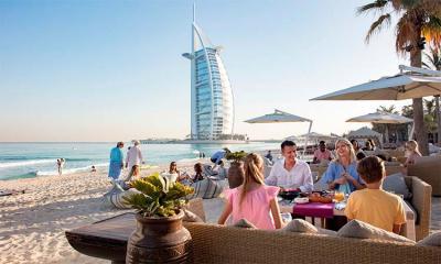 Turis Berduyun-duyun ke Dubai saat Banyak Negara Lockdown