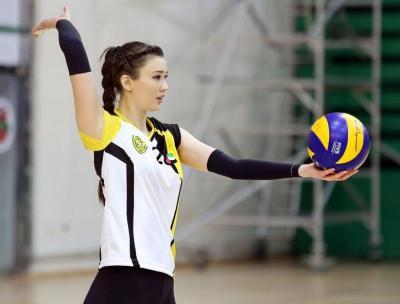 Pevoli Cantik Sabina Altynbekova Bakal Kembali Bela Klub Voli Al-Wasl?
