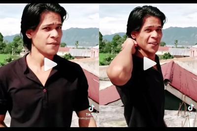 Mengenal Rahul Aceh, Shah Rukh Khan dengan Kearifan Lokal