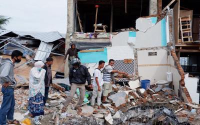Cendekiawan Muslim Internasional Tawarkan Bantuan untuk Korban Gempa Majene-Mamuju