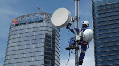 Jaringan Telepon dan Data XL Axiata di Majene Berangsur Normal Pasca-Gempa