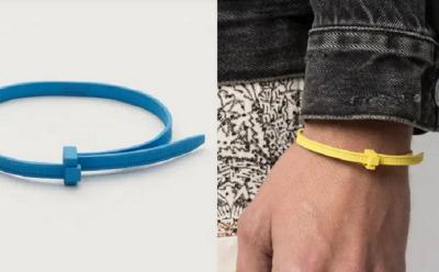 Viral! Gelang Kabel Tie Dijual Rp6,5 Juta, Netizen: Di Bengkel Cuma Seribu