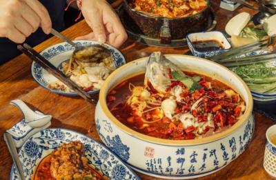 Mencicip Kuliner Pedas Khas Szechuan, Cocok untuk Rayakan Imlek
