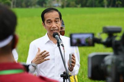Jokowi ke Sulbar, Rumah Rusak Berat Dapat Bantuaan Rp50 Juta