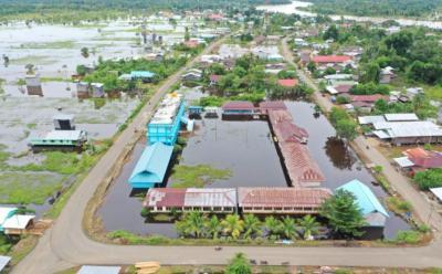 Ini Penjelasan BMKG soal Bencana Bertubi-tubi Terjang Indonesia di Awal 2021