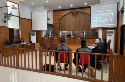 Gus Nur Didakwa Sebarkan Ujaran Kebencian
