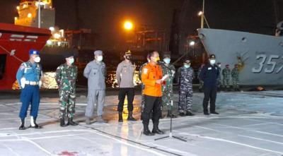 Hari Ke-11, Operasi SAR Sriwijaya Air Total Kumpulkan 324 Kantong Jenazah