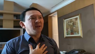 Ahok Ikut Pesta di Tengah PSBB, Haji Lulung: Harus Disanksi, Dia Bikin Orang Joget-Joget