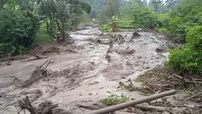 Banjir Bandang Gunung Mas Bogor, Wabup: Terjadi karena Curah Hujan Tinggi