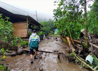 Memprihatinkan, Begini Kondisi Pascabanjir Bandang di Gunung Mas Bogor