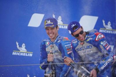 Cara Suzuki Ecstar Jaga Kekompakan Kedua Pembalapnya