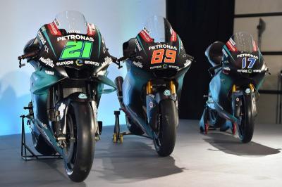 Digoda Pabrikan Lain, Petronas SRT Prioritaskan Gandeng Yamaha