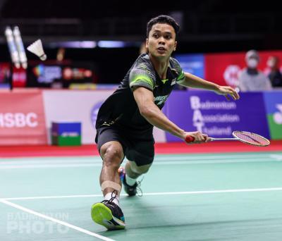 Hasil Lengkap Wakil Indonesia di Hari Pertama Thailand Open 2021
