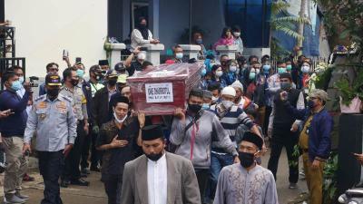 Lepas Jenazah Pramugari Oke Dhurrotul Jannah, NAM Air: Kami Merasa Kehilangan