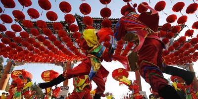 Taiwan Batalkan Festival Imlek Terbesar karena Kasus Covid-19 Meningkat