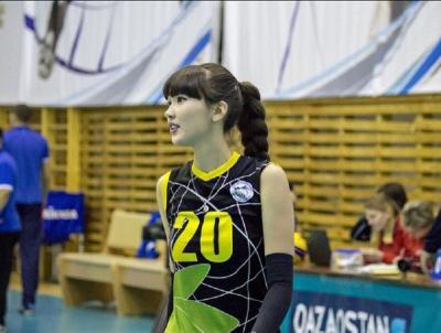 Sabina Altynbekova Ngaku Pernah Ditawari Main di Indonesia