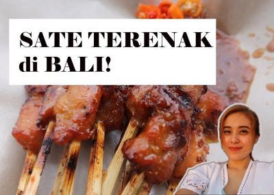 Lagi Liburan Ke Bali, Stefani Horison Malah Ketemu Tempat Makan yang Tidak Disangka
