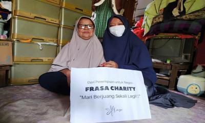 Komunitas Frasa, Sahabat Para Sister dalam Menuntut Ilmu