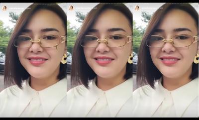 Amanda Manopo Manis Pakai Kacamata Rp4 Juta, Netizen: Cantiknya Bu Dosen