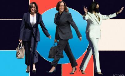 Ini Prediksi Outfit yang Akan Dikenakan Kamala Harris di Acara Pelantikan