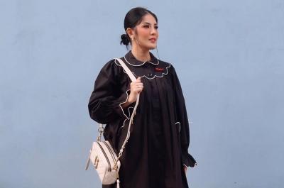 Pesona Nindy Ayunda Tampil Mewah, Total Harga Outfitnya Rp431 Juta!