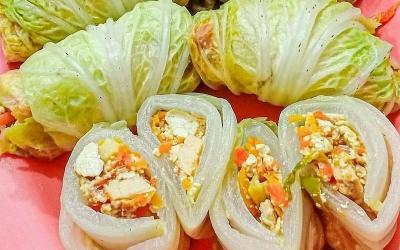 Sawi Gulung, Hidangan Lezat Kaya Manfaat