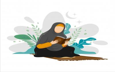 Ciri Istri Salihah Tidak Meminta Nafkah Berlebihan