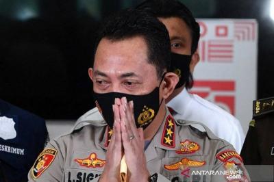 Bawa Angkatan Junior hingga Senior, Listyo Sigit: Polri Tetap Solid