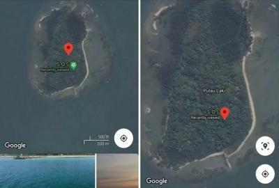 Viral Sinyal SOS di Pulau Laki, Roy Suryo: Hoax!