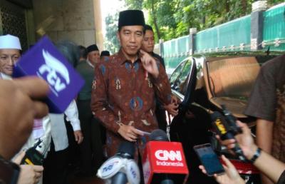 Jokowi Perintahkan Menhub Benahi Transportasi Penerbangan