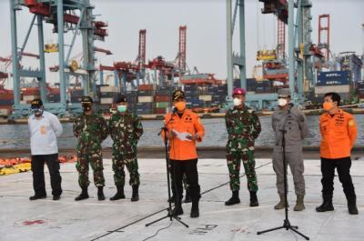 Operasi SAR Hari Ke-12, Tim Temukan Satu Serpihan Pesawat Sriwijaya Air