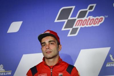 Red Bull KTM Tech3 Takkan Patok Target Tinggi kepada Petrucci di MotoGP 2021