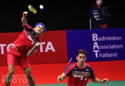 Fajar Rian Angkat Koper Lebih Awal dari Thailand Open 2021