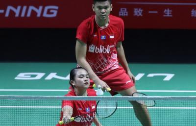 Langkah Praveen Melati Terhenti di Babak Pertama Thailand Open 2021