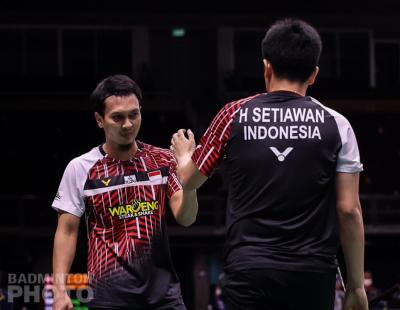 Hasil Lengkap Wakil Indonesia di Hari Kedua Thailand Open 2021