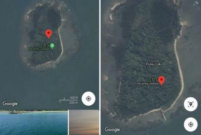 Misteri Kode SOS di Pulau Laki, Ini 4 Kasus Mirip yang Pernah Bikin Gempar