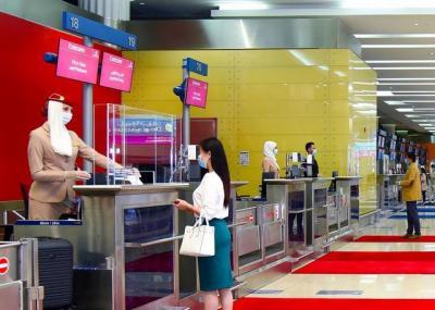 2 Maskapai Uni Emirat Arab Terapkan Travel Pass, Ini Fungsinya